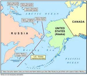 us map plus alaska science diplomacy across the bering straits experiential