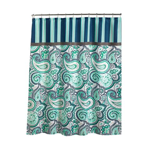 Roller Shower Curtain Rings Ideas Creative Home Ideas Weave Textured 70 In W X 72 In L Shower Curtain With Metal Roller