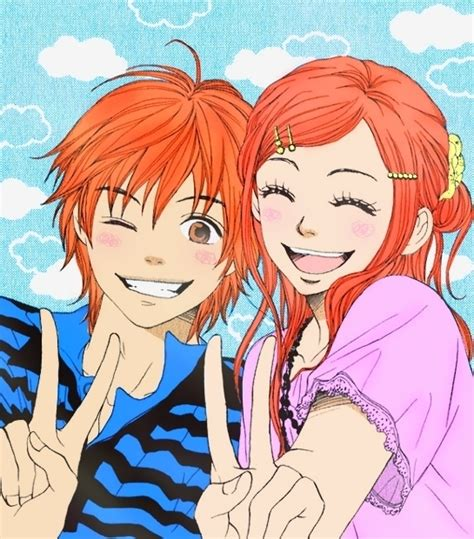 imagenes lovely complex los animes de kick lovely complex