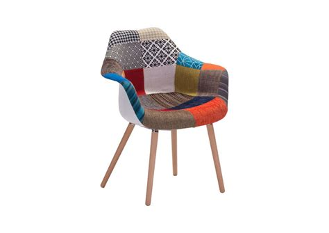 Chair Patchwork - safdie occasional chair patchwork multicolor furnishplus