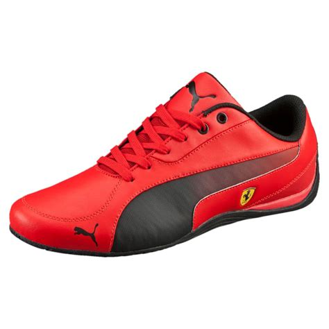 ferrari shoes puma ferrari drift cat 5 men s shoes ebay