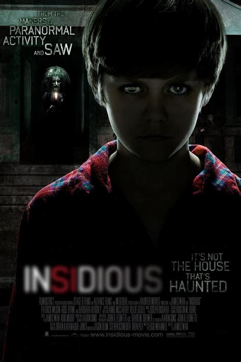 movie of insidious insidious a ghost story that finally gets it right