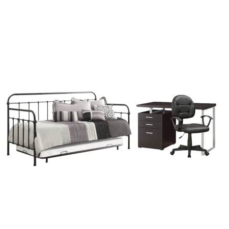 Bedroom Desk And Chair Set by 3 Bedroom Set With Daybed Desk And Chair