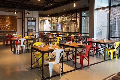 2nd Floor Restaurant by New Restaurant The Cut Steak Fries