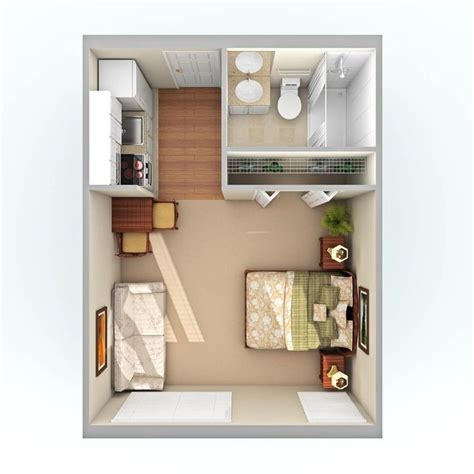 Studio Apartments In South Ta 25 Best Ideas About Studio Apartment Layout On