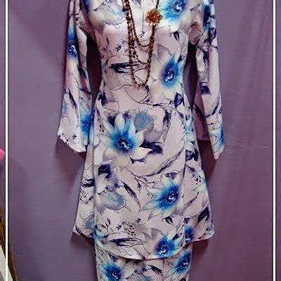 Panduan Menjahit Baju Kurung Pesak Gantung cara membuat pola baju kurung pesak gantung lengkap