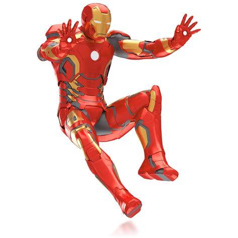 Iron Man Hallmark Keepsake Ornament Hooked On