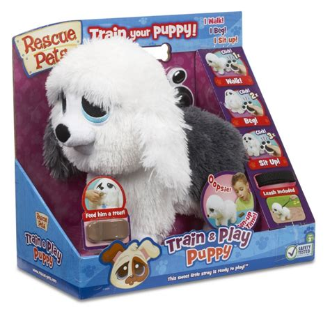 puppy pals rescue rescue pals and play puppy 11street malaysia stuffed animals