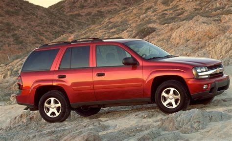 chevrolet trailblazer car and driver