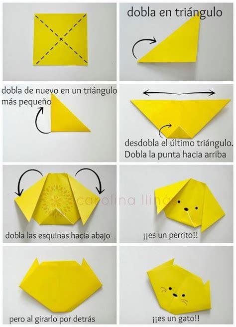 todo manualidades animales de origami m 225 s de 25 ideas incre 237 bles sobre origami para ni 241 os en