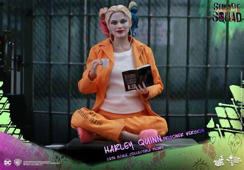 hot toys harley quinn suicide squad harley quinn prisoner version by hot toys