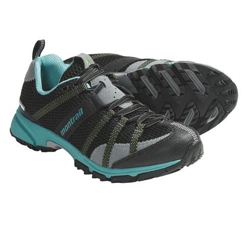 waterproof trail running shoes womens montrail mountain outdry 174 trail running shoes