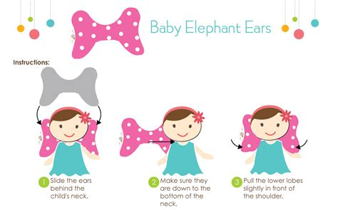 Baby Elephant Ears Luxe Edition 7 Motif what are baby elephant ears