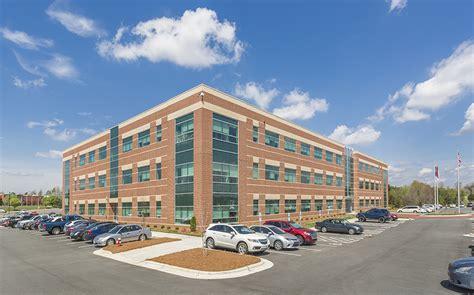 landmark builders volvo group north america office building landmark builders