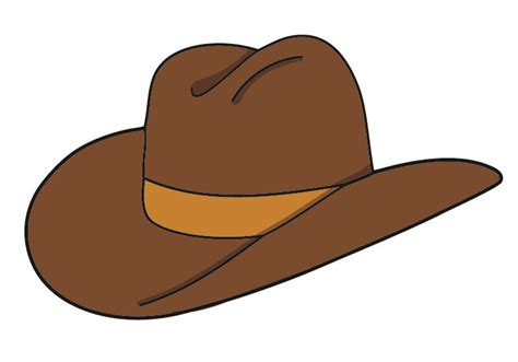 cowboy hat free clip art toy story everything