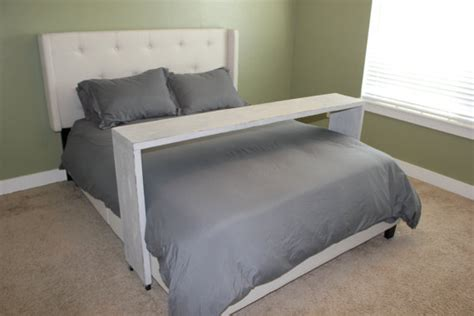 overbed table with wheels roll over bed table solid wood with wheels makes an