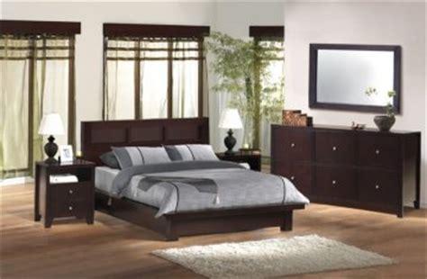 knotch bedroom set knotch platform bedroom furniture set by lifestyle