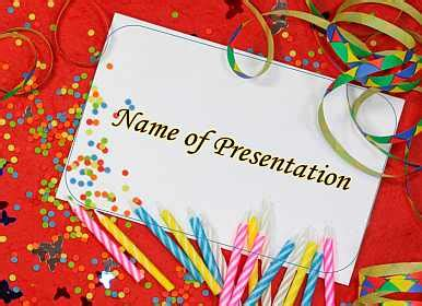 Birthday Powerpoint Templates Free Ppt Themes And Backgrounds Greeting Card Template Powerpoint
