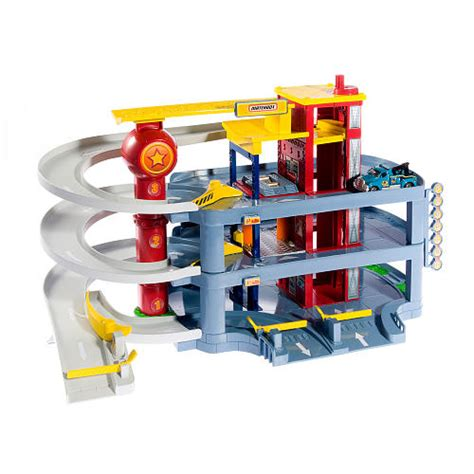 Garage Playset beautiful garage 12 matchbox garage playset