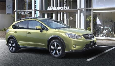 small subaru car subaru hybrid 5 0l 100km compact crossover not for oz
