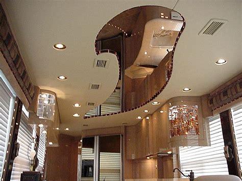 rv ceiling treatments interior remodels at premier