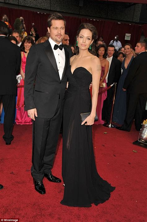 Oscar 2008 Trends Black Magic by Brad Pitt And S Most Memorable Carpet