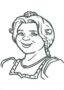 shrek coloring pages drawings from the shrek coloring child coloring