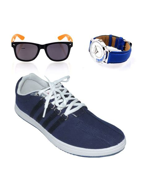 canvas sport shoes lancer navy canvas sport shoes combo of lotto