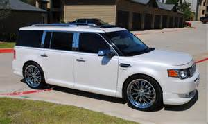flex ford flex custom suv tuning