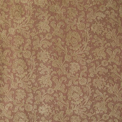 upholstery fabric vintage vintage red floral upholstery fabric