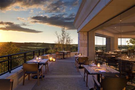 Residence Inn Floor Plans restaurants in san antonio la cantera resort amp spa