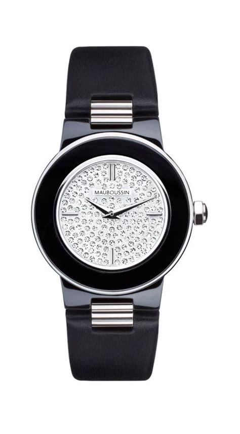 Esprit Leather Krem Ring Gold amour la nuit timepiece by mauboussin black ceramic