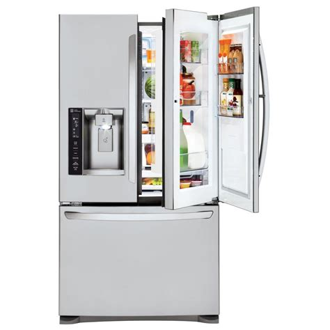 Refrigerator Door by Whirlpool 30 In W 19 7 Cu Ft Door Refrigerator