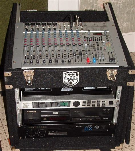 Mixer Behringer Ub1832fx Pro behringer eurorack ub1832fx pro image 171612 audiofanzine
