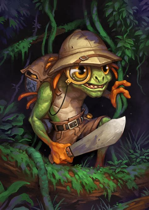 Hearthstone: League of Explorers announced at BlizzCon