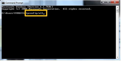 Ip Address Lookup Command Line Ip To Hostname Lookup Command Windows