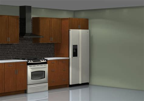 for your kitchen choosing the ideal fridge location for your kitchen