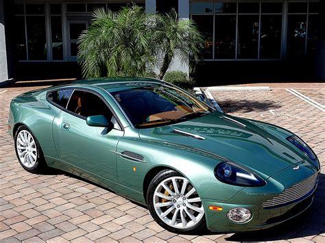 Aston Martin Vanquish 2002 by 2002 Aston Martin Vanquish For Sale Review
