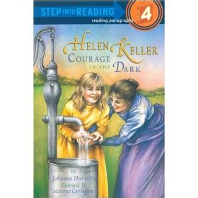 Helen Keller Courage In The step into reading helen keller courage in the