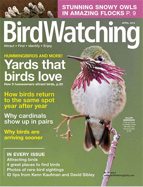 birdwatching magazine april 2012 187 free pdf magazines