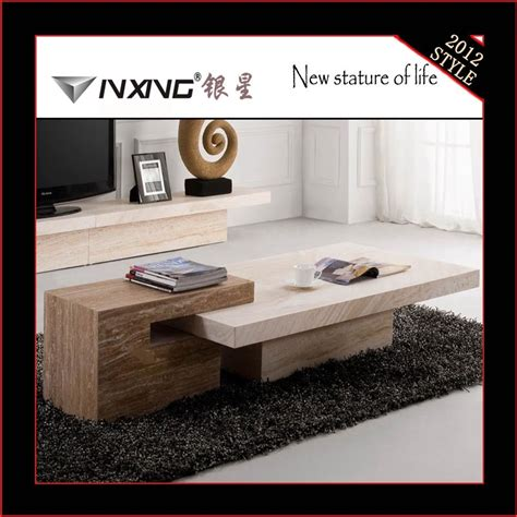 Living Room Marble Tables by China Modern Design Marble Top Living Room Coffee Table