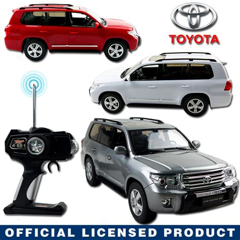 toyota official store aliexpress com buy 1 16 toyota land cruiser suv electric