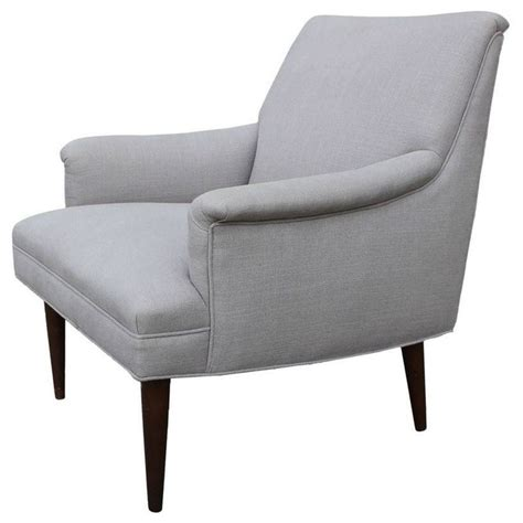 Small Modern Armchair by Small Mid Century Linen Armchair Modern Armchairs And