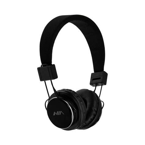 Headphone Bluetooth Wireless Calls Nia Q8 851s 綷 綷 x2