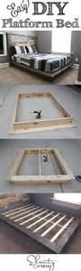 Building A Simple Platform Bed Frame diy platform bed pictures photos and images for facebook pinterest and twitter
