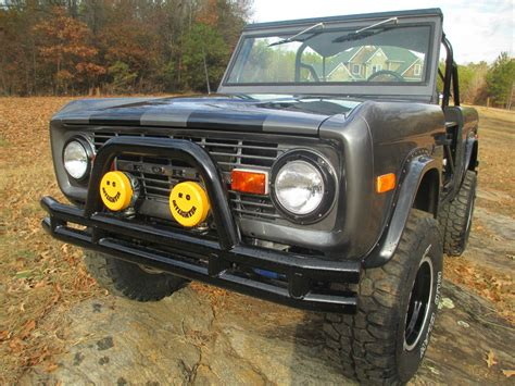 Custom Ford Bronco by 1970 Ford Bronco Custom Classic Ford Bronco 1970 For Sale