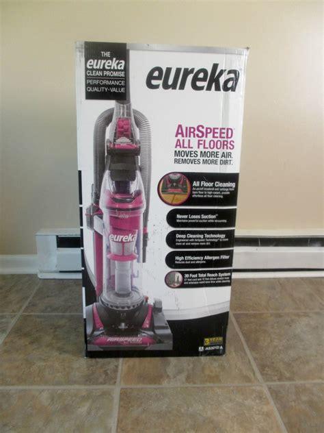 Eureka Airspeed All Floors by Eureka Airspeed All Floors Vacuum Review Cleaning
