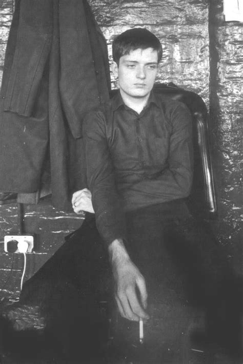 Ian Curtis | Icons of Cool | Pinterest | Ian curtis, Icons