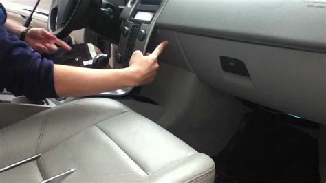 volvo   panel removal youtube