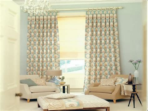 Big Window Curtain Ideas Designs Curtain Design Ideas For Large Windows Home Design